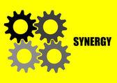 Synergy 2 — Stockvektor