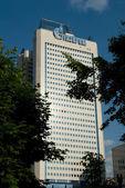 モスクワ。ラオ ガスプロム社の主要な建物 — ストック写真