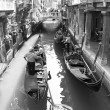 Canal, Venice — Stock Photo #9296057