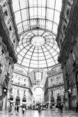 Milano Gallery in Italy, Milan — Stock Photo