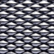 Chequer metal texture — Stock Photo #9785797