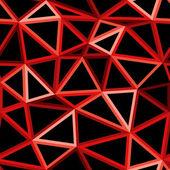 Vektör geometrik sorunsuz arka plan. — Stok Vektör