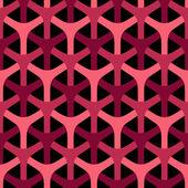 Vector geometrische achtergrond. — Stockvector