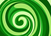 вектор джакузи зеленый фон. — Cтоковый вектор