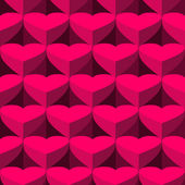 Vector valentine background. — Stock Vector
