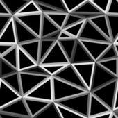 Vecteur géométrique fond transparent. — Vecteur
