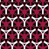 幾何学的な背景。ベクトル イラスト — ストックベクタ