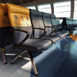 Priority Seating in airport — Stock Photo