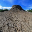 Mud mountain — Stock Photo