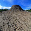Mud mountain - Stock Photo