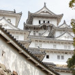 Details of Structure of the Japan Castle - Stock Photo
