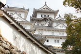 Details of Structure of the Japan Castle — Stock Photo