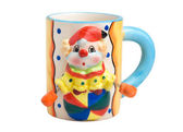 Clown cup — Stock Photo