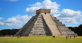 Chichen Itza Pyramid — Stock Photo