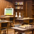 Chess club - Stock Photo
