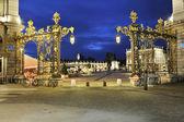 Nancy Place Stanislas France — Stock Photo