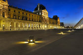 Musée du Louvre Paris — Stock Photo
