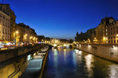 Paris by night — Stock Photo