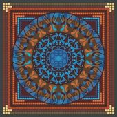 Mandala Pattern — Stock Vector