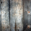 Fence weathered — Stock Photo
