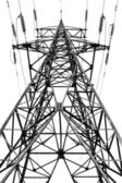 Close-up of pylon — Foto Stock