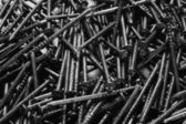 Pile of nails — Foto Stock