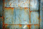 Grunge shabby door — Стоковое фото