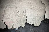 Crack at chipping paint — Stock Photo