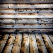 Siding weathered — Stock Photo