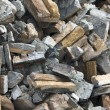 Construction debris — Stock Photo