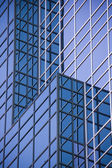 Close up of modern building — Stock Photo