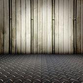 Garage room — Stock Photo