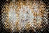 Rusty metal plate — Stock Photo