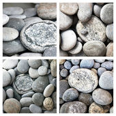 Zen-like pebbles — Stock Photo