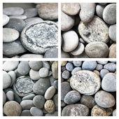 禅意鹅卵石 — 图库照片