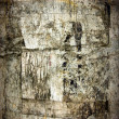Grunge texture with scratches and cracks — Stock Photo