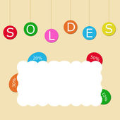Soldes — Photo