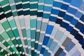 Pantone color sampler — Photo