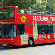 Stock Photo: BarcelonBus Touristic
