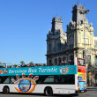 Barcelona Bus Touristic — Stock Photo