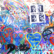 John Lennon Wall, Prague — Stock Photo #10448122