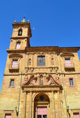 San Isidoro church in Oviedo — Stock Photo