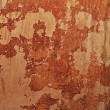 Old mottled plaster wall — Stock Photo