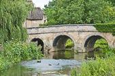 Country Bridge in UK — Stock Photo