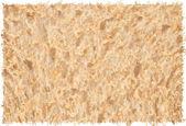 Texturas abstractas moteado pan para su uso como un fondo — Vector de stock