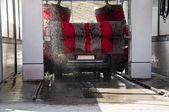 洗车机 — 图库照片