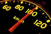 Speed meter. — Stock Photo