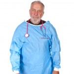 Older doctor — Stock Photo