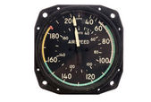 Airspeed indicator — Stock Photo