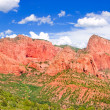 Bluffs at Capitol Reef — Stock Photo